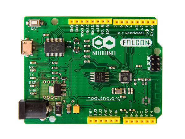 准备一块 Noduino Falcon / Nodemcu V1.0 开发板,一根 micro USB 连接线:  获取 noduino-sdk: $ git clone --recursive git://github.com/icamgo/noduino-sdk.git noduino-sdk 生成 toolchain (you need Python 2.7): $ cd noduino-sdk/toolchain $ ./gen.py 打开 app/user/playerconfig.